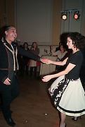 AMIR HOSSEINPOUR; MOLLIE DENT-BROCKLEHURST, Calder After The War. Pace London. Burlington Gdns. London. 18 April 2013.