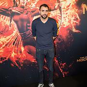 NLD/Amsterdam/20151116 - Filmpremiere The Hunger Games: Mokingjay-part 2, Bobby Boermans