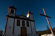 Pitangui_MG, Brasil...Igreja Sao Francisco de Assis em Pitangui, Minas Gerais...The Sao Francisco de Assis church in Pitangui, Minas Gerais...Foto: LEO DRUMOND / NITRO