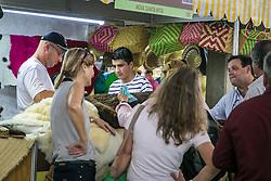 Pavilhão da Agricultura Familiar durante a 39ª Expointer, Exposição Internacional de Animais, Máquinas, Implementos e Produtos Agropecuários. A maior feira a céu aberto da América Latina,  promovida pela Secretaria de Agricultura e Pecuária do Governo do Rio Grande do Sul, ocorre no Parque de Exposições Assis Brasil, entre 27 de agosto e 04 de setembro de 2016 e reúne as últimas novidades da tecnologia agropecuária e agroindustrial. FOTO: Alessandra Bruny/ Agência Preview