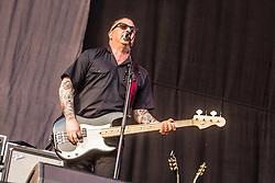 June 15, 2017 - Milan, Italy - Rancid performs live at I-Days festival in Monza. (Credit Image: © Mairo Cinquetti/Pacific Press via ZUMA Wire)