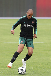 May 30, 2018 - Lisbon, Portugal - Portugal's midfielder Joao Mario in action during a training session at Cidade do Futebol (Football City) training camp in Oeiras, outskirts of Lisbon, on May 30, 2018, ahead of the FIFA World Cup Russia 2018 preparation matches against Belgium and Algeria...........during the Portuguese League football match Sporting CP vs Vitoria Guimaraes at Alvadade stadium in Lisbon on March 5, 2017. Photo: Pedro Fiuzaduring the Portugal Cup Final football match CD Aves vs Sporting CP at the Jamor stadium in Oeiras, outskirts of Lisbon, on May 20, 2015. (Credit Image: © Pedro Fiuza/NurPhoto via ZUMA Press)