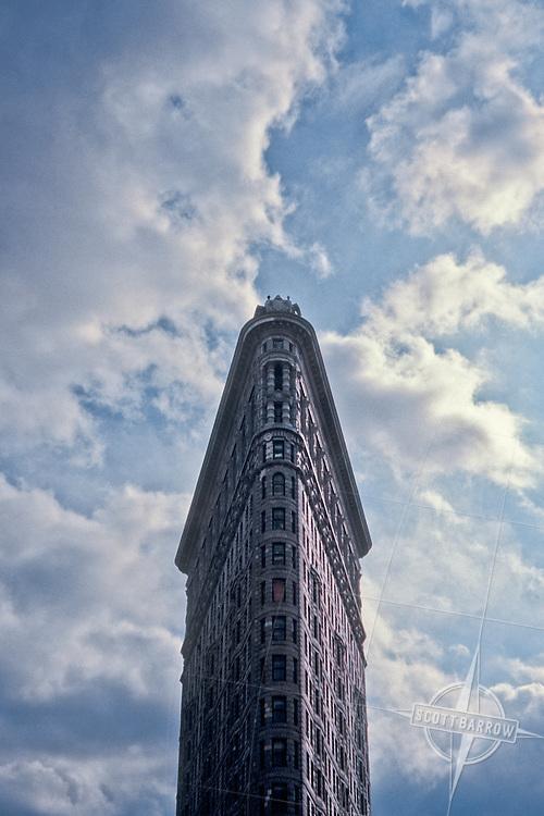 Flatiron Building, NYC.