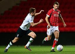 Bristol City's Gary O'Neil  - Mandatory by-line: Alex James/JMP - 13/02/2018 - FOOTBALL - Ashton Gate Stadium - Bristol, England - Bristol City U23 v Liverpool U23 - Premier League Cup