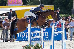 Klompmaker Hester (NED) - Beegien SFN<br /> KWPN Paardendagen - Ermelo 2012<br /> © Dirk Caremans