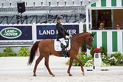 Anthea Gunner Dixon, (NZL), Doncartier - Individual Test Grade II Para Dressage - Alltech FEI World Equestrian Games™ 2014 - Normandy, France.<br /> © Hippo Foto Team - Jon Stroud <br /> 25/06/14