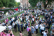 Tate Britain Summer Party 2009. Millbank. London. 29 June 2009