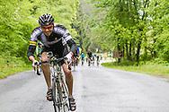 A rider speeds ahead on the Pennsylvania Environment Ride to benefit the Pennsylvania Environmental Council.
