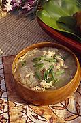 Chicken long rice, Luau, Hawaii<br />