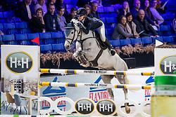 Danielsson Ebba, SWE, Dynamite Spartacus<br /> Jumping Mechelen 2019<br /> © Hippo Foto - Sharon Vandeput<br /> 28/12/19