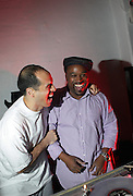 Bobbito aka Cumcumber Slice at The 11th Annual Tribute to the Wonders of Stevie, Wonderfull Party on May 16, 2009 held at BK Studio Lofts in Brooklyn, NY..The Annual Tribute to The Legendary Stevie Wonder, The Wonderfull Party produced by Keistar Productions with the sought after music producer duo, DJ Spinna and Bobbito aka Cucumber Slice rock the house in Brooklyn, NY. The BK Studio Lofts were packed to the rafters will Stevie Wonder fans, who were soulfully delighted with the customed designed sounds of Spinna and Bobbito, who subjected the crowds to a variety of Stevie Wonder written imprints and vocally driven tracks that have covered the span of the singers' career. What a beautiful way to begin your summer!