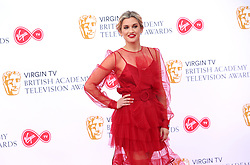 Ashley Roberts attending the Virgin TV British Academy Television Awards 2018 held at the Royal Festival Hall, Southbank Centre, London.