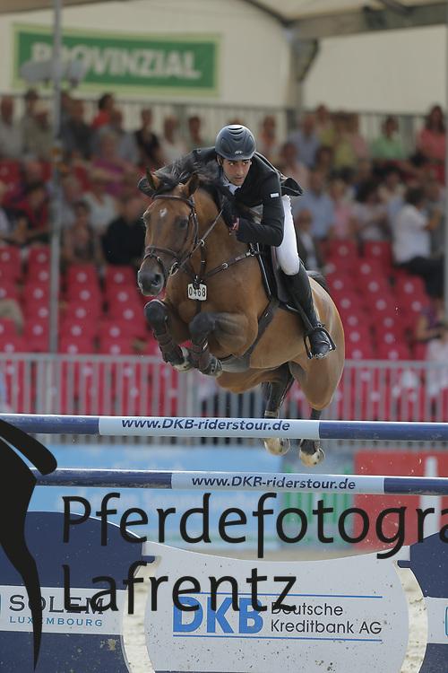 Talaat, Mohamed, Tabea<br /> Münster - Turnier der Sieger<br /> Finale - Mittlere Tour<br /> © www.sportfotos-lafrentz.de/ Stefan Lafrentz