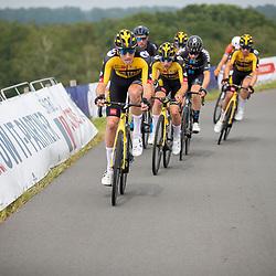 WIJSTER (NED) June 19: <br /> CYCLING <br /> Dutch Nationals Road U23 up and around the Col du VAM<br /> Mick Van Dijke (Netherlands / Team Jumbo Visma Academy)