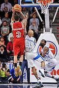 DESCRIZIONE : Campionato 2014/15 Dinamo Banco di Sardegna Sassari - Openjobmetis Varese<br /> GIOCATORE : Eric Maynor<br /> CATEGORIA : Tiro Controcampo<br /> SQUADRA : Openjobmetis Varese<br /> EVENTO : LegaBasket Serie A Beko 2014/2015<br /> GARA : Dinamo Banco di Sardegna Sassari - Openjobmetis Varese<br /> DATA : 19/04/2015<br /> SPORT : Pallacanestro <br /> AUTORE : Agenzia Ciamillo-Castoria/L.Canu<br /> Predefinita :
