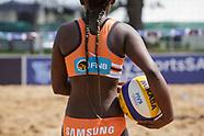 Varsity Beach Volleyball 2017