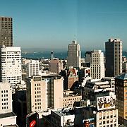 Reis Amerika, San Francisco, skyline