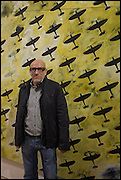 BRIAN CLARKE, Spitfires and Primroses, an exhibition of new work by Brian Clarke on Thursday 12 February 2015 at Pace London, 6-10 Lexington Street, London. 12 February 2015