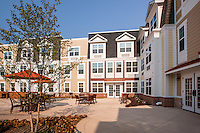 Brightview Towson Assisted Living photography by Jeffrey Sauers of Commercial Photographics