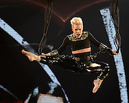 Pink at the 02 London <br /> Pix Dave Nelson