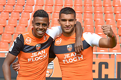 September 12, 2017 - France - Selemani Faiz (FC Lorient) - Rose Lindsay  (Credit Image: © Panoramic via ZUMA Press)