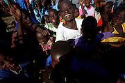 Festival crowd at Party - Matam Senegal