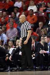 07 January 2018:  Ed Crenshaw during a College mens basketball game between the Missouri State Bears and Illinois State Redbirds in Redbird Arena, Normal IL