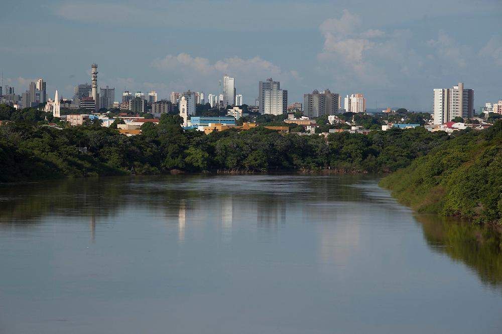 Cuiaba_MT, Brasil.<br /> <br /> Rio Cuiaba em Mato Grosso, Brasil.<br /> <br /> Cuiaba river in Mato Grosso, Brasil.<br /> <br /> Foto: LEO DRUMMOND / NITRO
