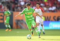 Lars Stindl (Gladbach)<br /> Augsburg, 26.08.2017, Fussball Bundesliga, FC Augsburg - Borussia Moenchengladbach<br /> <br /> Norway only