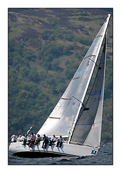 Bell Lawrie Scottish Series 2008. Fine North Easterly winds brought perfect racing conditions in this years event...Class 3 Holdfast 3367C Beneteau