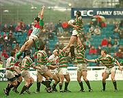 1997 Heineken European Cup, NEC Harlequins V Leicester Tigers Stoop 18-4-98,  [Mandatory Credit: Peter Spurrier/Intersport Images].