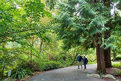 United States, Washington, Bellevue. Botanical Garden.