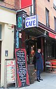 Stage Door Cafe, Dublin city centre, Ireland, Republic of Ireland