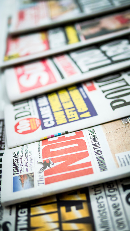Uk Newspapers - Oct 2013. SME
