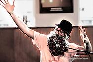 DJ Kishka hosts Dyngus Day at Happy Dog in Cleveland on April 21, 2014.