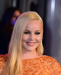 Abbie Cornish attends The World Premiere of 'Robocop' UK film premiere, BFI IMAX, London, United Kingdom. Wednesday, 5th February 2014. Picture by Nils Jorgensen / i-Images