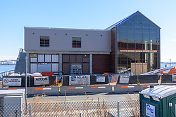 Boathouse at Canal Dock Phase II | State Project #92-570/92-674 Construction Progress Photo Documentation No. 19 on 8 February 2018. Image No. 01