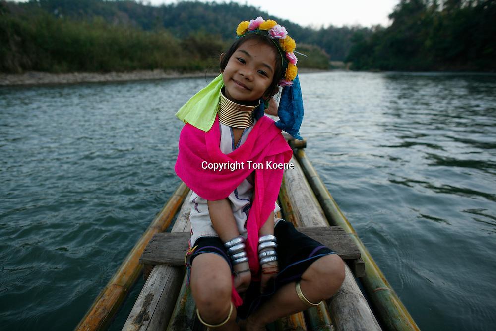 river between thailand and burma