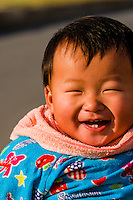 Chinese baby, Zhenjiang, China