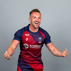 Andy Uren of Bristol Bears during the squad portrait session - Rogan/JMP - 01/08/2019 - RUGBY UNION - Clifton Rugby Club - Bristol, England.