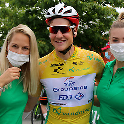 PFAFFNAU (SUI) CYCLING<br /> Tour de Suisse stage 3<br /> <br /> Stefan Kueng (Swiss / Team Groupama FdJ)