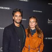 NLD/Amsterdam/20161010 -  Premiere De Verleiders: Slikken en Stikken, Freek Bartels en