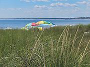 Peaceful beach day on the Maine coast. This was taken near Pine Point near Portland, Maine