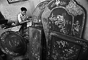 Vietnam, Hoi An: manufacturing...