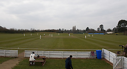 General view of Taunton Vale Cricket Ground.  - Mandatory byline: Alex Davidson/JMP - 22/03/2016 - CRICKET - Taunton Vale CC - Taunton , England - Pre-Season Portraits - Somerset Pre-season