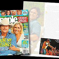 Joe Nichols photo in People Country Special - November, 2009