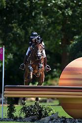 Richards Jonelle (NZL) - Flintstar<br /> Olympic Games London 2012<br /> © Dirk Caremans