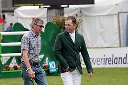 O'Connor Cian (IRL)<br /> Dublin Horse Show 2012<br /> © Hippo Foto - Beatrice Scudo