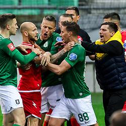 20210502: SLO, Football - Prva liga Telekom Slovenije 2020/21, NK Olimpija vs NK Aluminij