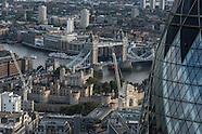 GB208A London aerial view